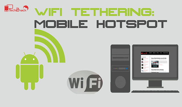android as modem-wifi hotspot