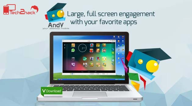 best android emulator for PC andyroid