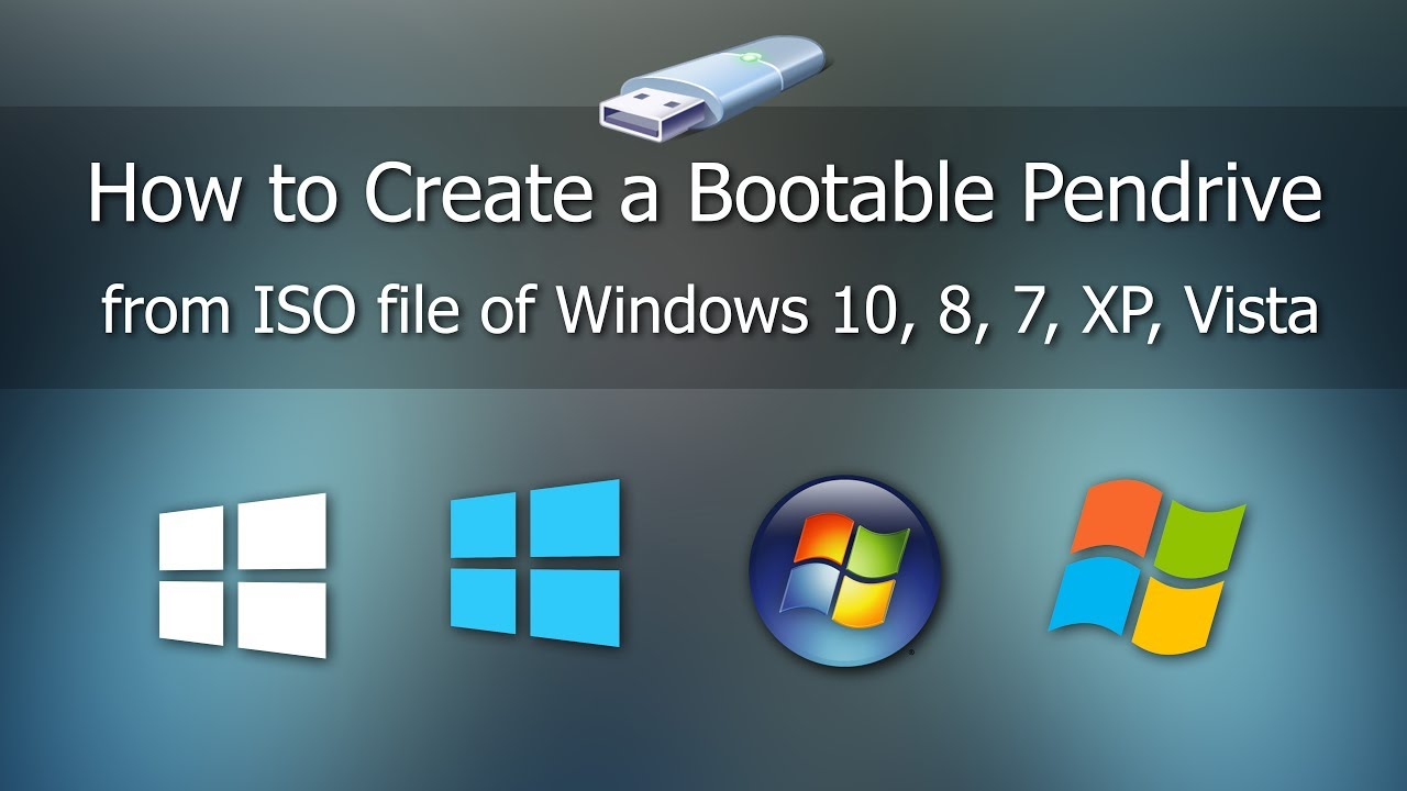 How To Put Multiple <b>ISO</b> Files In One <b>Bootable</b> <b>USB</b> Disk